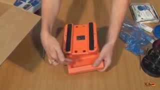 Посылка с инструментом для ремонта моделей