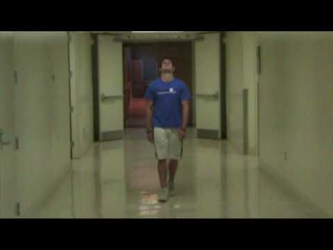 Balance Disorder Exercise for Vestibular Rehab: Altering Head While Walking