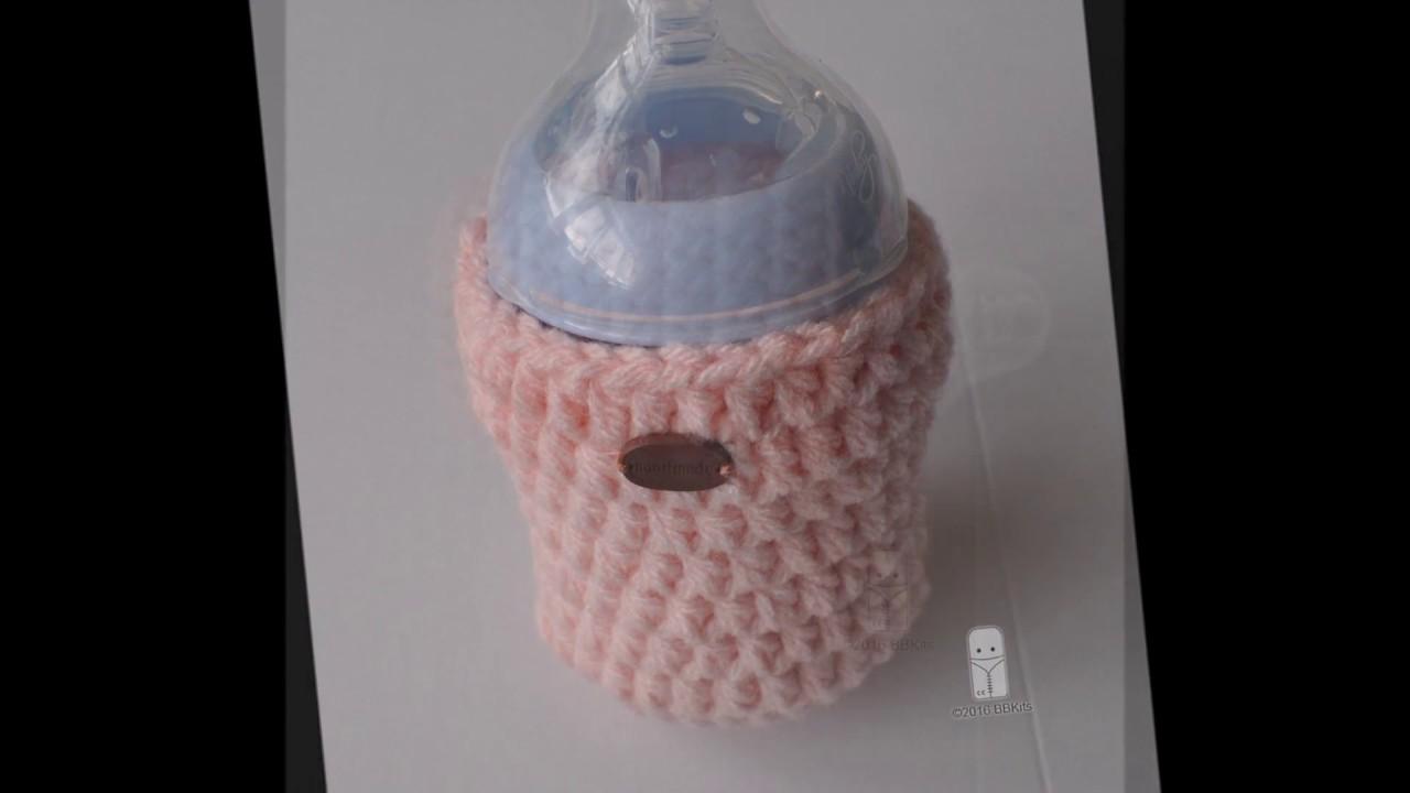 Baby Bottle Covers Knit Bottle Cozy Bottle Sleeve Bottle