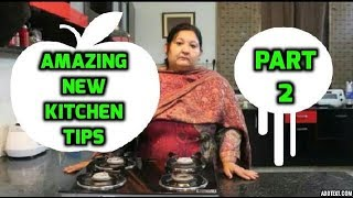 8 Useful Kitchen Tips and Tricks in Hindi || Most Important Kitchen Tips ||