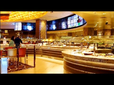 Biggest Best Buffets in Vegas + Cheap Lunch:  Studio B from top-buffet.com