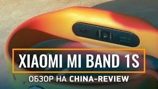 Обзор фитнес-браслета Xiaomi Me Band 1S Pulse | China-Review