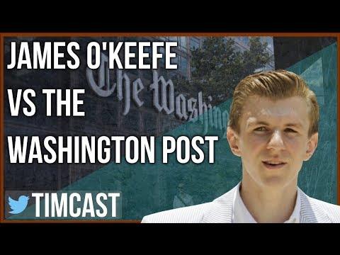 PROJECT VERITAS VS. THE WASHINGTON POST - FIGHTING OVER WHO IS FAKE NEWS