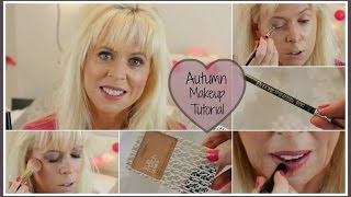 Autumn Makeup Tutorial  | Growing Old Disgracefully