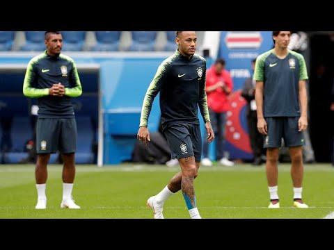 Neymar serena adeptos e garante estar apto para jogo com Costa Rica