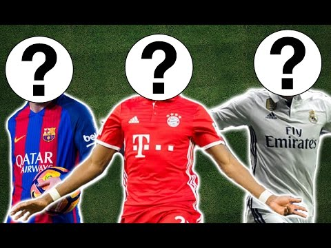Can You Guess The Footballer From Their Middle Name?