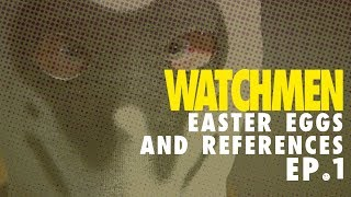 'Watchmen' Episode 1: Easter Eggs and References | The Ringer