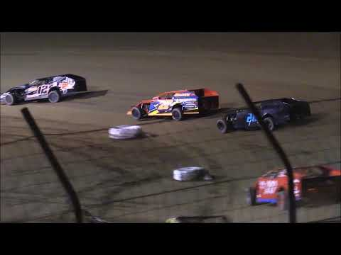 UMP Modified B-Main #1 from Portsmouth Raceway Park, October 18th, 2018.
