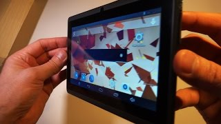 Недорогой планшет из Китая(Канал Unboxing and Review: http://youtube.com/user/Unboxing1And1Review/ Планшет устарел. Можно взять такой: https://goo.gl/HqG3wC ➤ Скидки до ..., 2015-02-05T14:12:46.000Z)