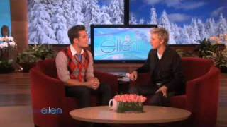 "Nick Pitera on The Ellen DeGeneres Show : Glee "" Don"