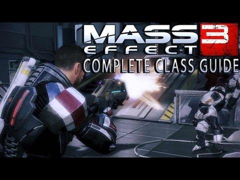 Mass Effect 3 - Complete Class Guide