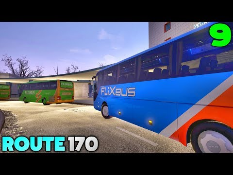 Fernbus Coach Simulator Let's Play - Flixbus 2013 (Blue) - Route 170: Dresden to Berlin - #9