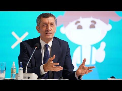 Milli Eğitim Bakanı Ziya Selçuk: 21 Eylül'de belirli sınıflarda yüz yüze eğitimi başlatacağız