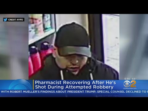 Police Are Searching For A Gunman Who Held Up A Pharmacy For
