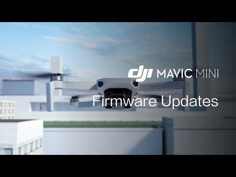 Mavic Mini | How To Update The Firmware