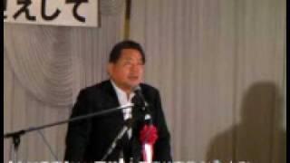 【中川秀直】0626函館「自民党は官僚のいいなりになってはいけない」 中川秀直 動画 23