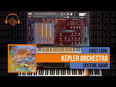 First Look: Kepler Orchestra by Spitfire Audio