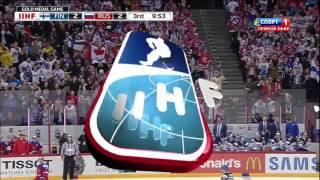 IIHF World Juniors Final 2016, Россия U20 - Финляндия U20, 2-2