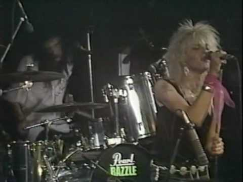 "HANOI ROCKS ""Motorvatin"" Live at The Marquee 1983"