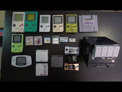 Meet the Nintendo Handheld Family! (V.1.0)