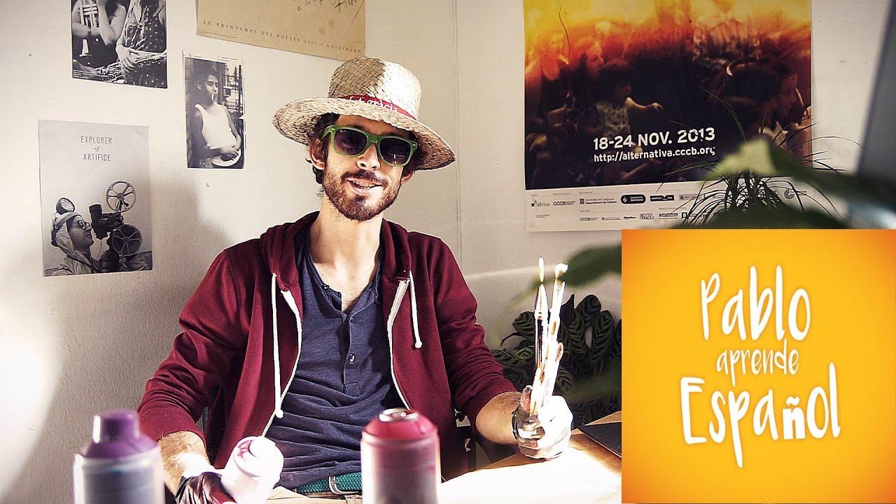Pablo Aprende Español - Presentacion Del Proyecto