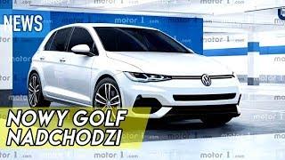 Nowy Volkswagen Golf VIII, UE bez samochodów spalinowych do 2050 roku, retro Ford F-150 - #294