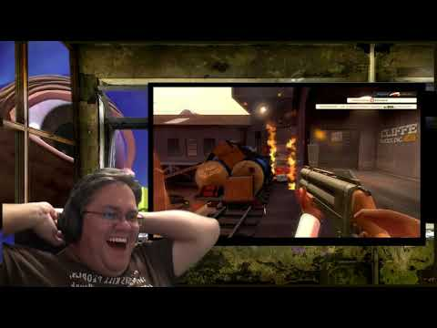This Game Does The Darndest Things. TF2 WTF Moments Reaction