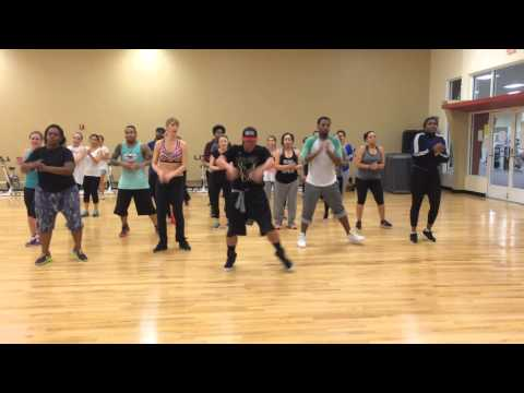Ciara ft Chamillionaire Get Up (Cardio Dance Choreography)