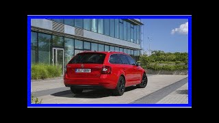 Skoda Octavia G-TEC offers more power and increased CNG range | k production channel