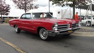 1965 Pontiac Bonneville Convertible with a 421 Tri-Power engine - My Car Story with Lou Costabile