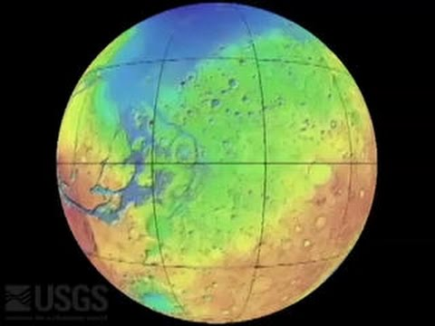 Tomorrow Daily - 018: Mapping Mars, future windshields, high-tech contacts, and more