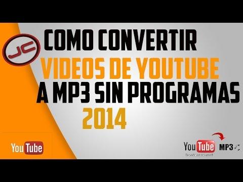  TUTORIAL  Como convertir Videos de Youtube a MP3 ᴴᴰ ✔