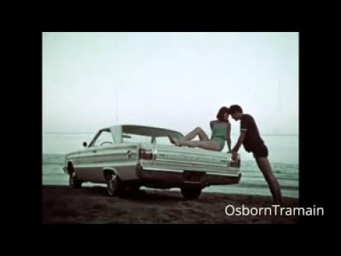 1966 Plymouth Belvedere II Commercial - Folk Music vintage 60's style
