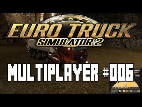 Euro Truck Simulator 2 Multiplayer - #006 - Stuttgart to Linz - (No Commentary)