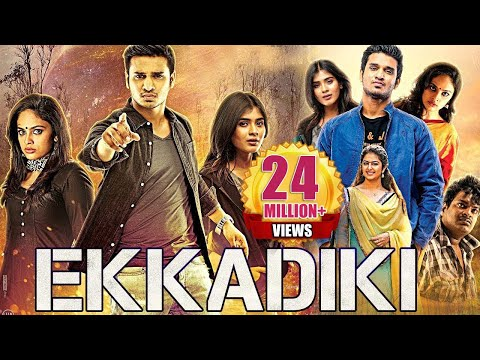Ekkadiki (EPC) 2018 Latest South Indian Full Hindi Dubbed