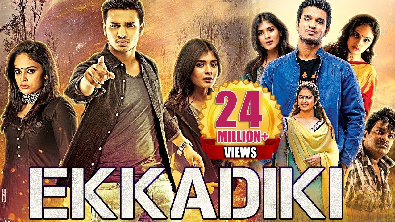 Ekkadiki (EPC) 2018 Latest South Indian Full Hindi Dubbed Movie | Nikhil | Action Movie