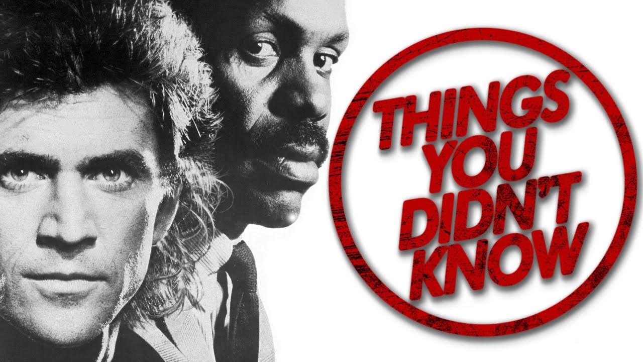 7 Things You (Probably) Didn't Know About Lethal Weapon ...