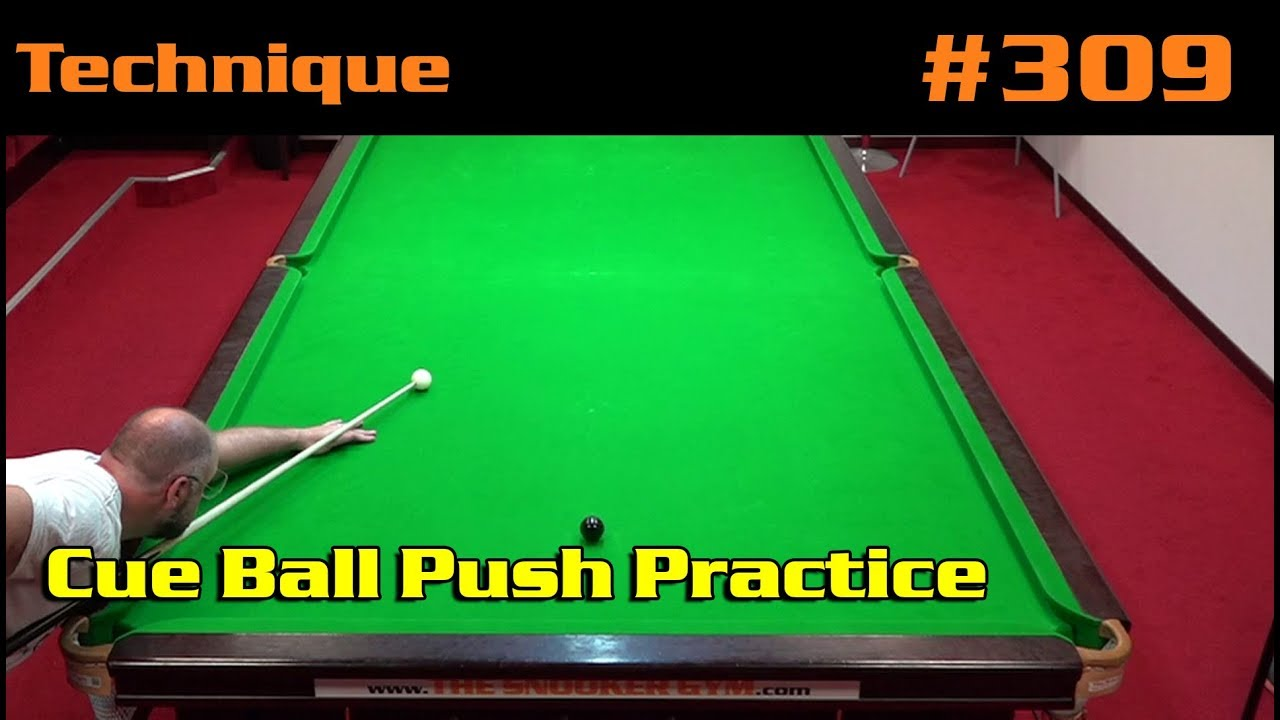 The Best Centre Cue Ball Finding Practice I Know