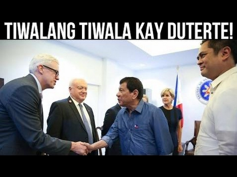 GOOD NEWS! TRUST WORTHY na DUTERTE DINAGSA na MALALAKING BUSINESS INVESTORS WORLDWIDE!