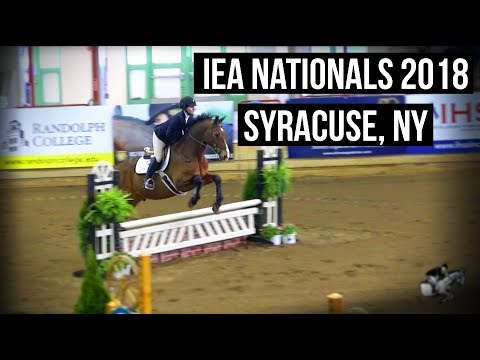 IEA Nationals 2018 Vlog | Syracuse, NY