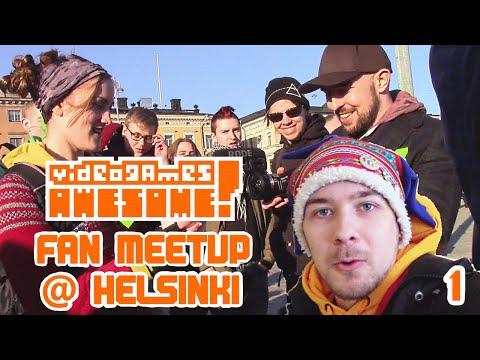 Bonefoot @ VGA Helsinki Fan Meetup [Part 1/2]