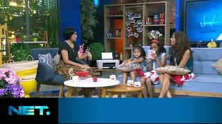 Download Video Louisa, Syabila & Meisya Siregar - Aksi Lucu Anak-Anak | Sarah Sechan | NetMediatama MP3 3GP MP4