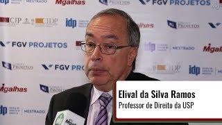 Elival da Silva Ramos - Participação da sociedade na política