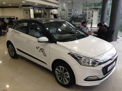 New Hyundai Elite I20 2017 India