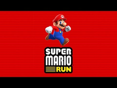 Super Mario Run On Android! | World 1-1, 1-2, and 1-3 Gameplay
