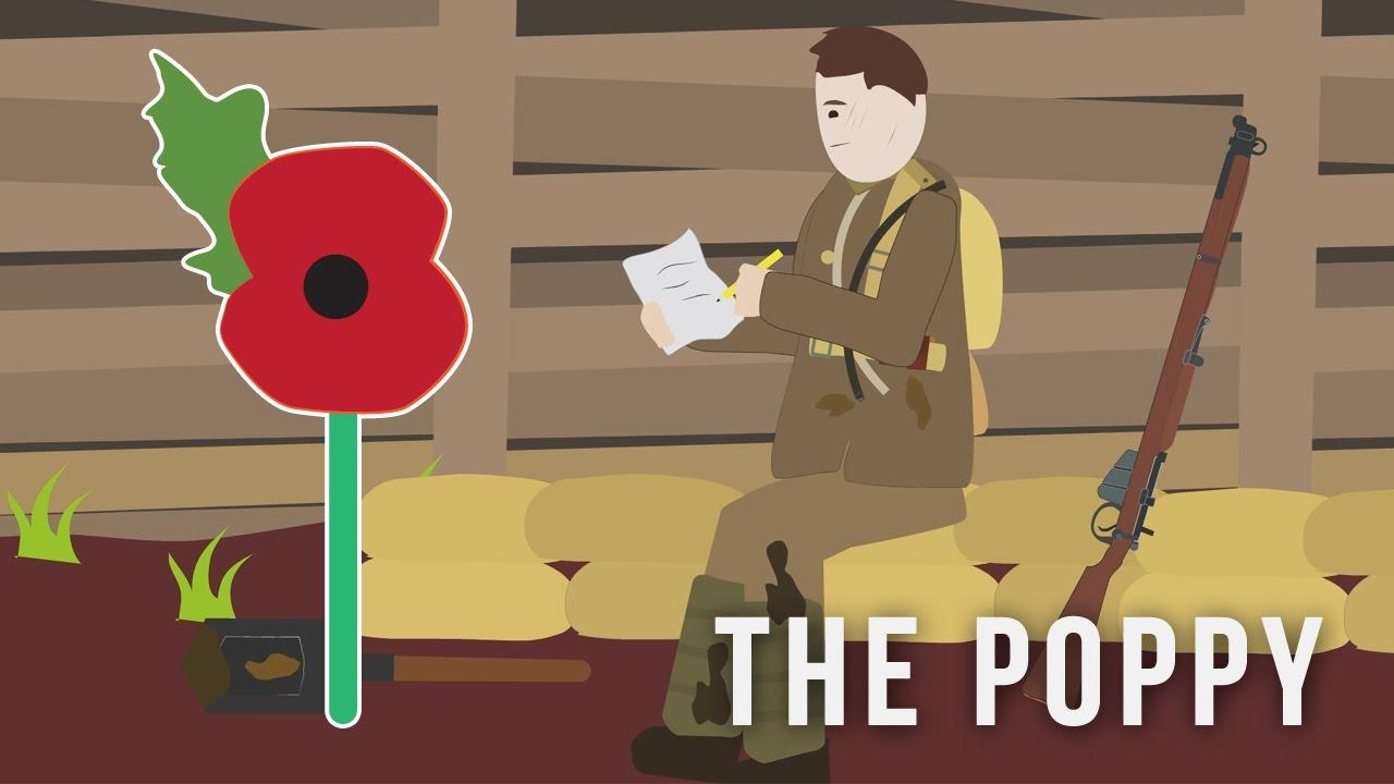 A Short History Of The Poppy Youtube
