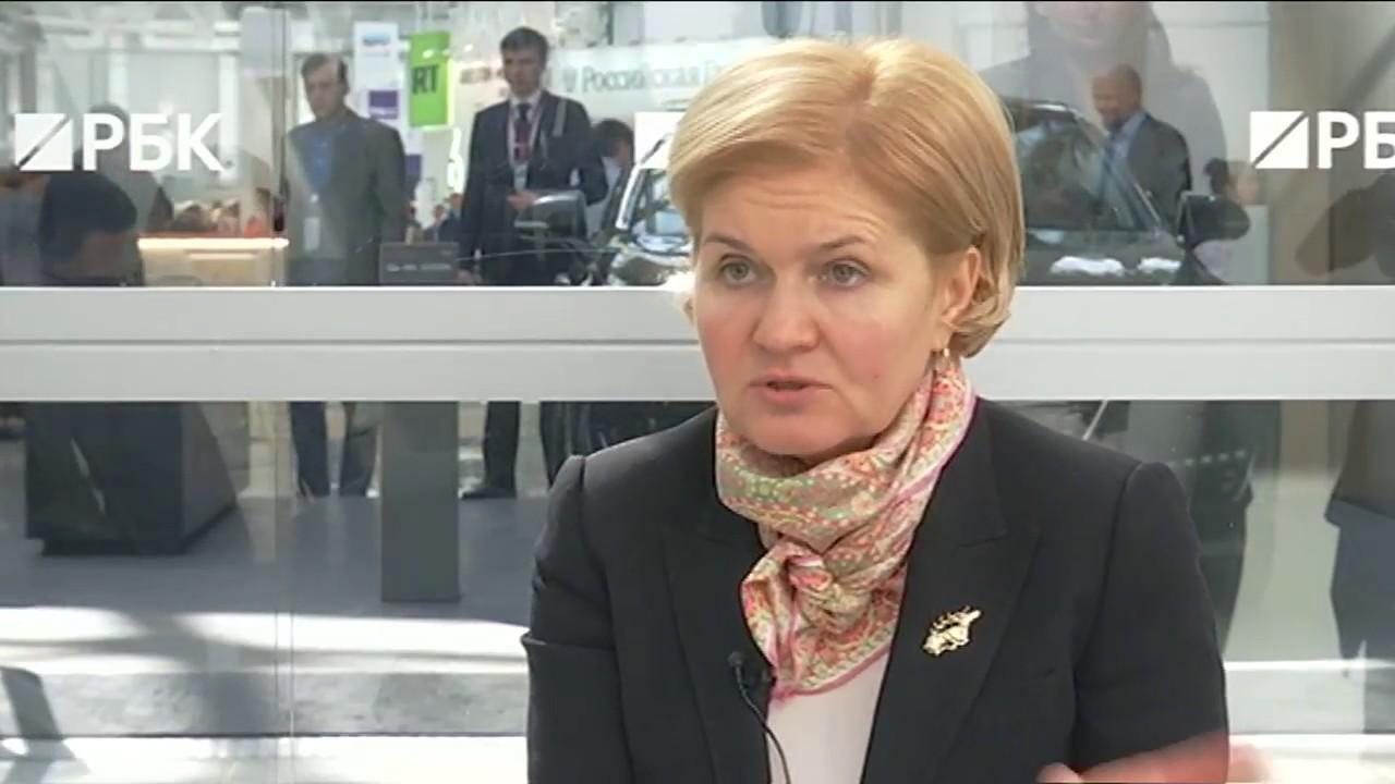 Ольга Голодец об инвестициях в российскую экономику и ситуации на рынке труда