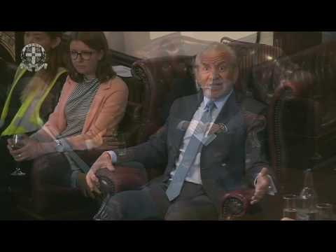 Lord Alan Sugar | Cambridge Union