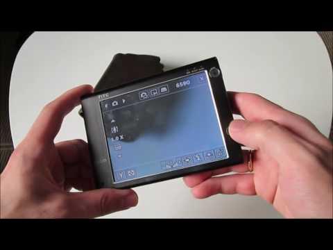 Раритетные девайсы: смартфоны HTC Advatage X7510 и X7500