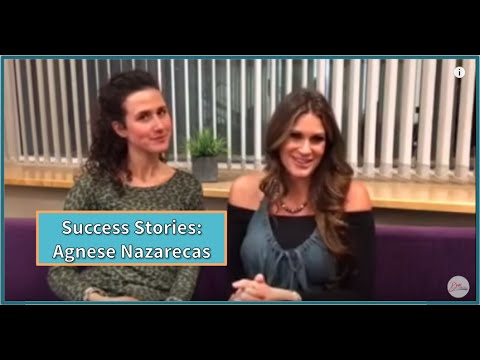 Success Stories from First Steps to Success in Latvia - Agnese Nazarecas